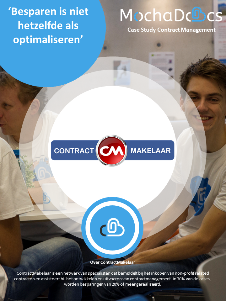 Cover Case Study ContractMakelaar