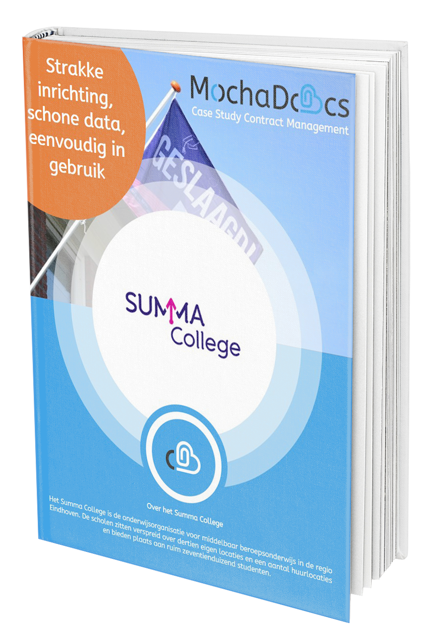 Case Study Contract Management Software Summa College