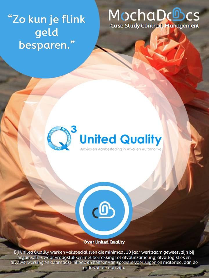 Case Study Contract Management United Quality