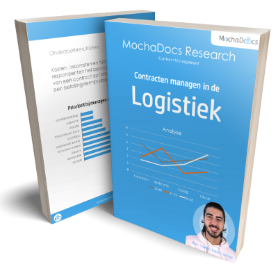 MochaDocs eBook - Analayse Rapport Logistiek 400