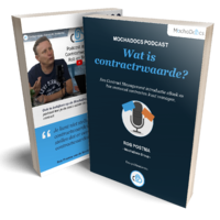 MochaDocs eBook - Podcast - Wat is contractwaarde cover front and back