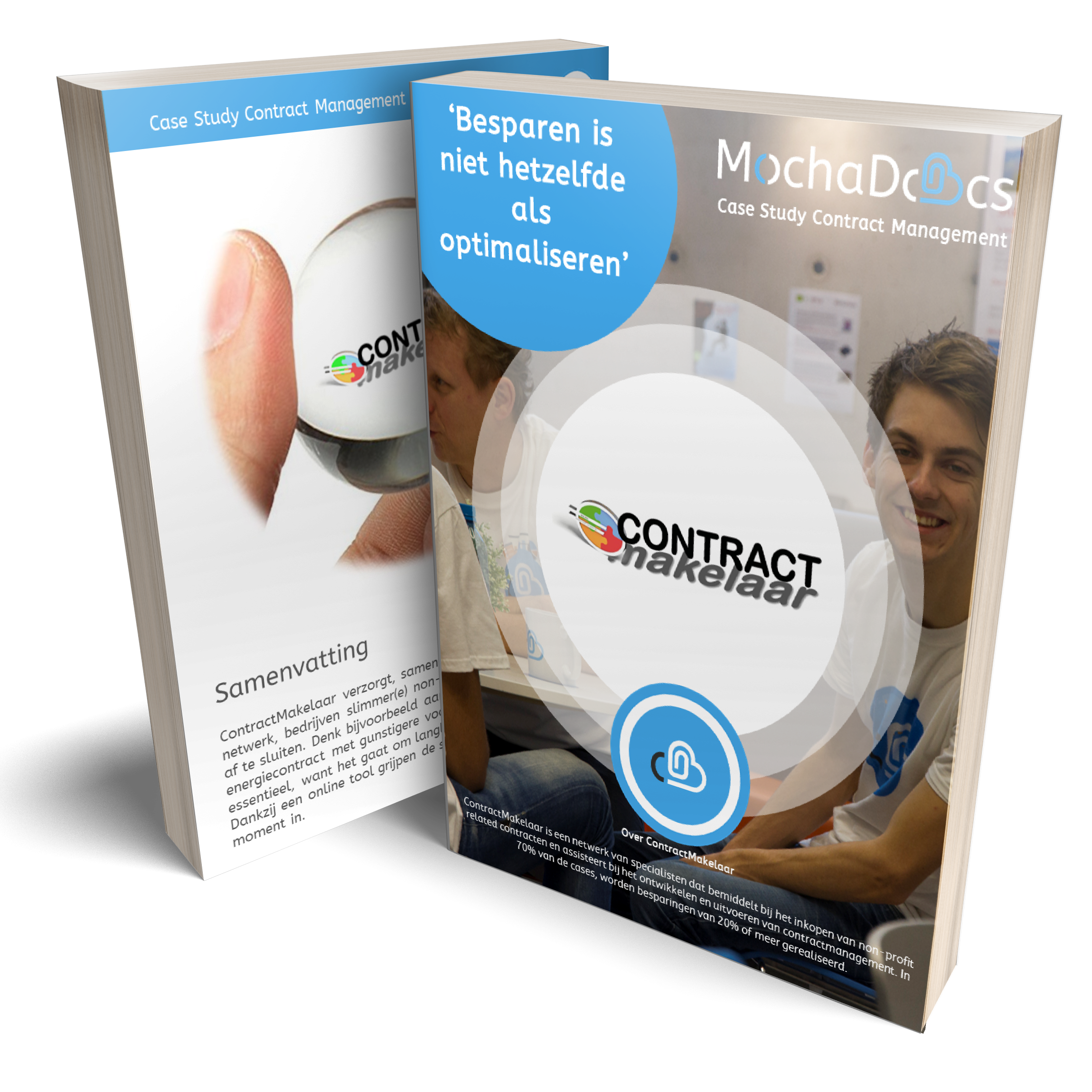 Case Study Contract Management: ContractMakelaar