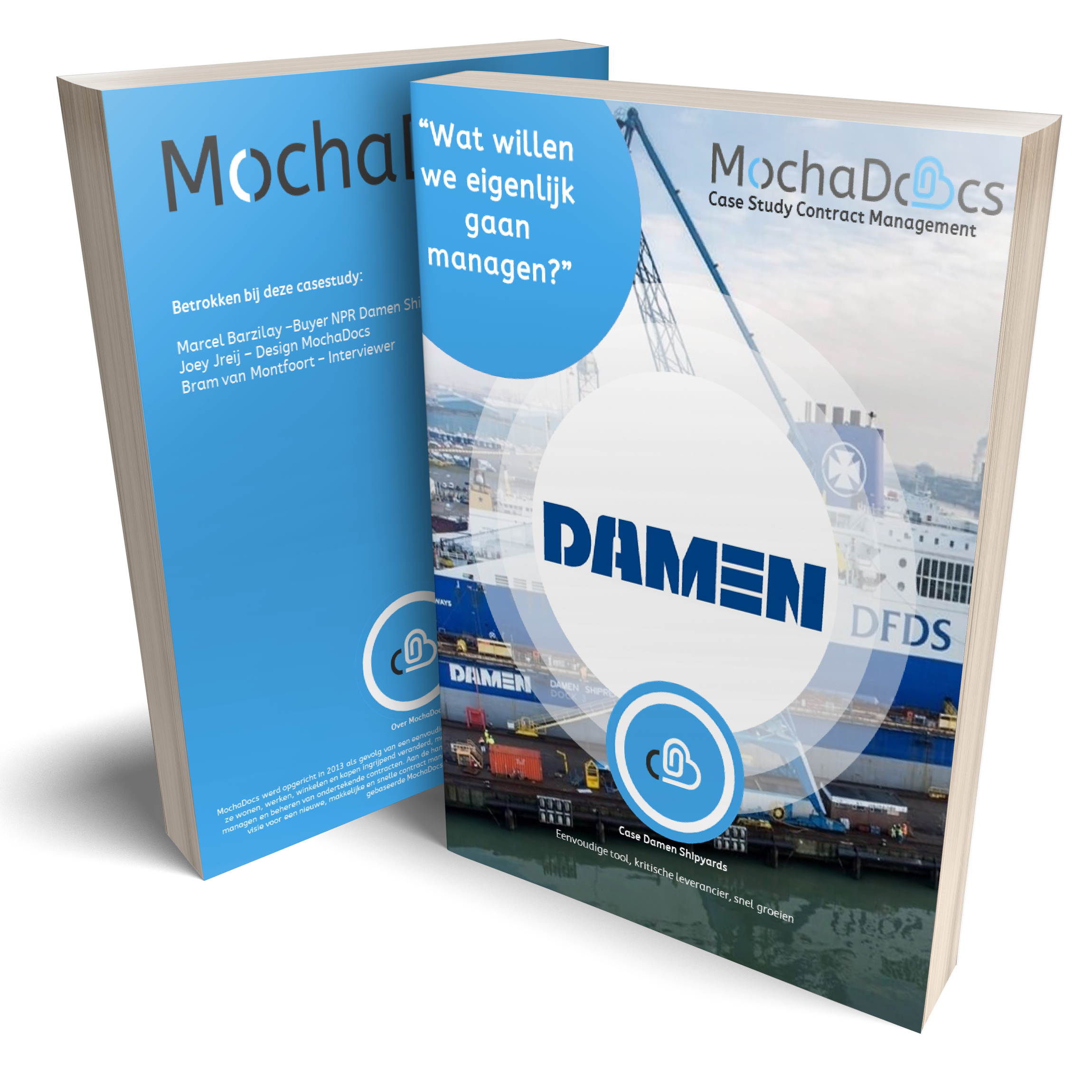 Case Study Contract Management: Damen Shipyards