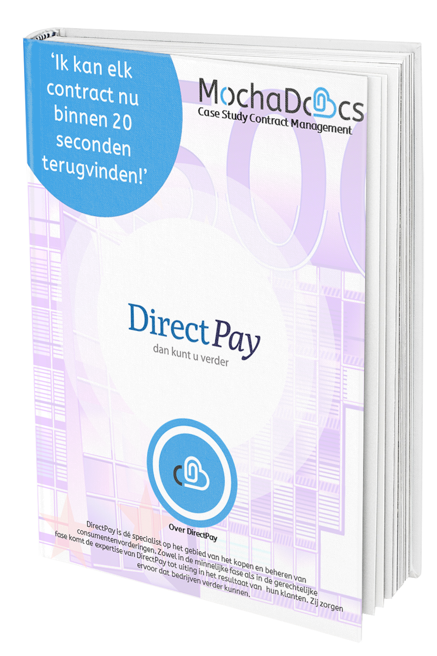 Case Study Contract Management: DirectPay