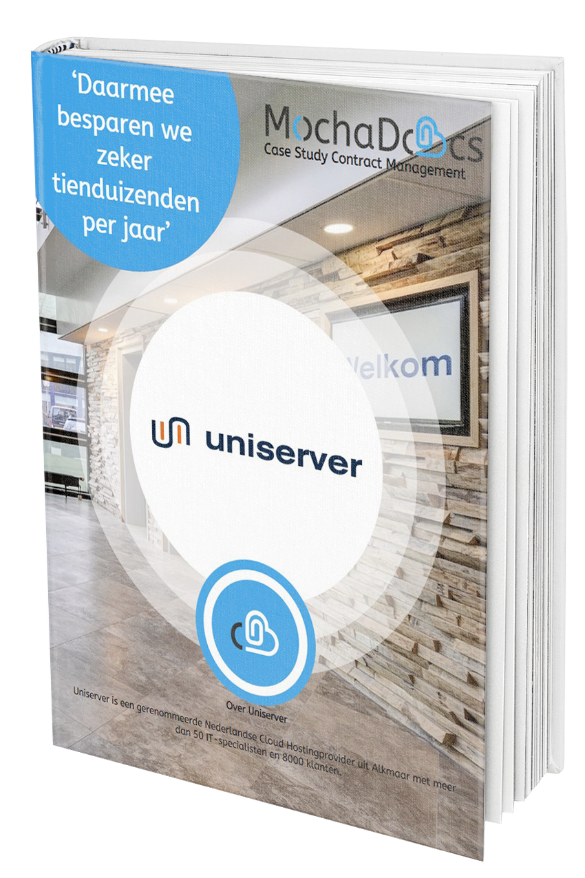 Case Study Contract Management: Uniserver Internet