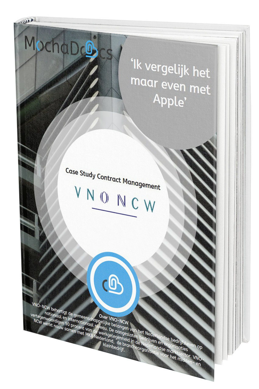 Case Study Contract Management: VNO-NCW