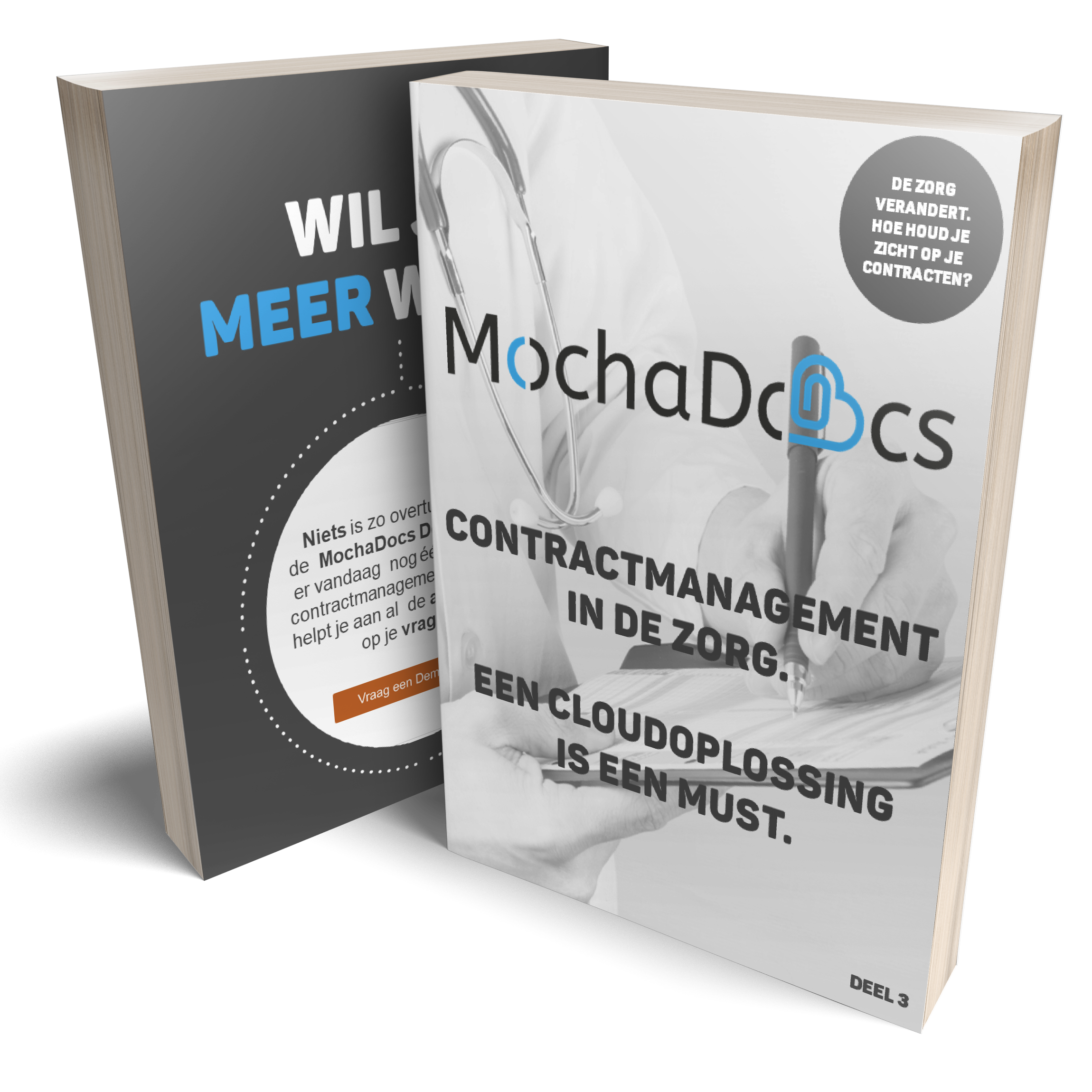 Contract Management in de Zorg - Cloudoplossing is een must