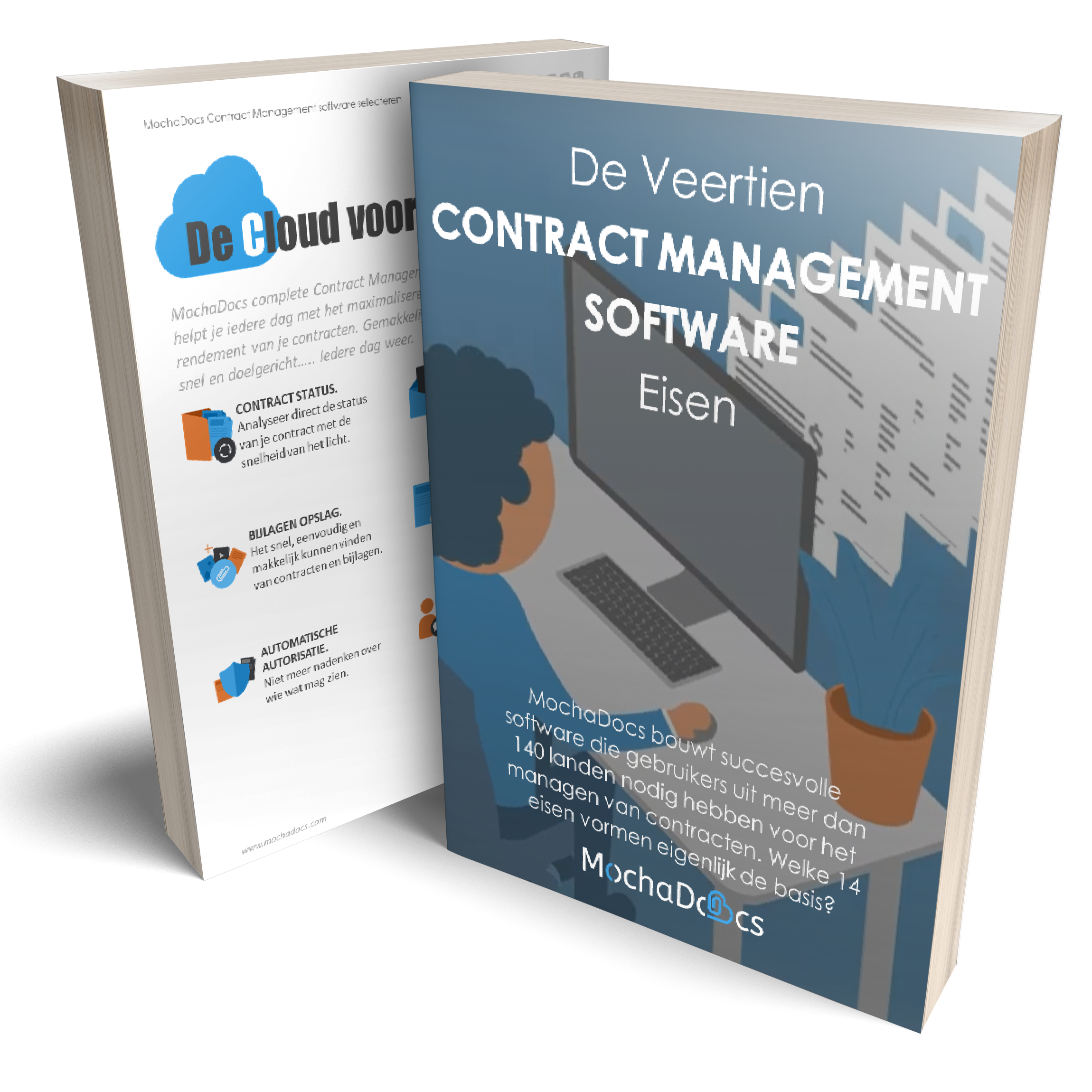 Waarop selecteer je contract management software?