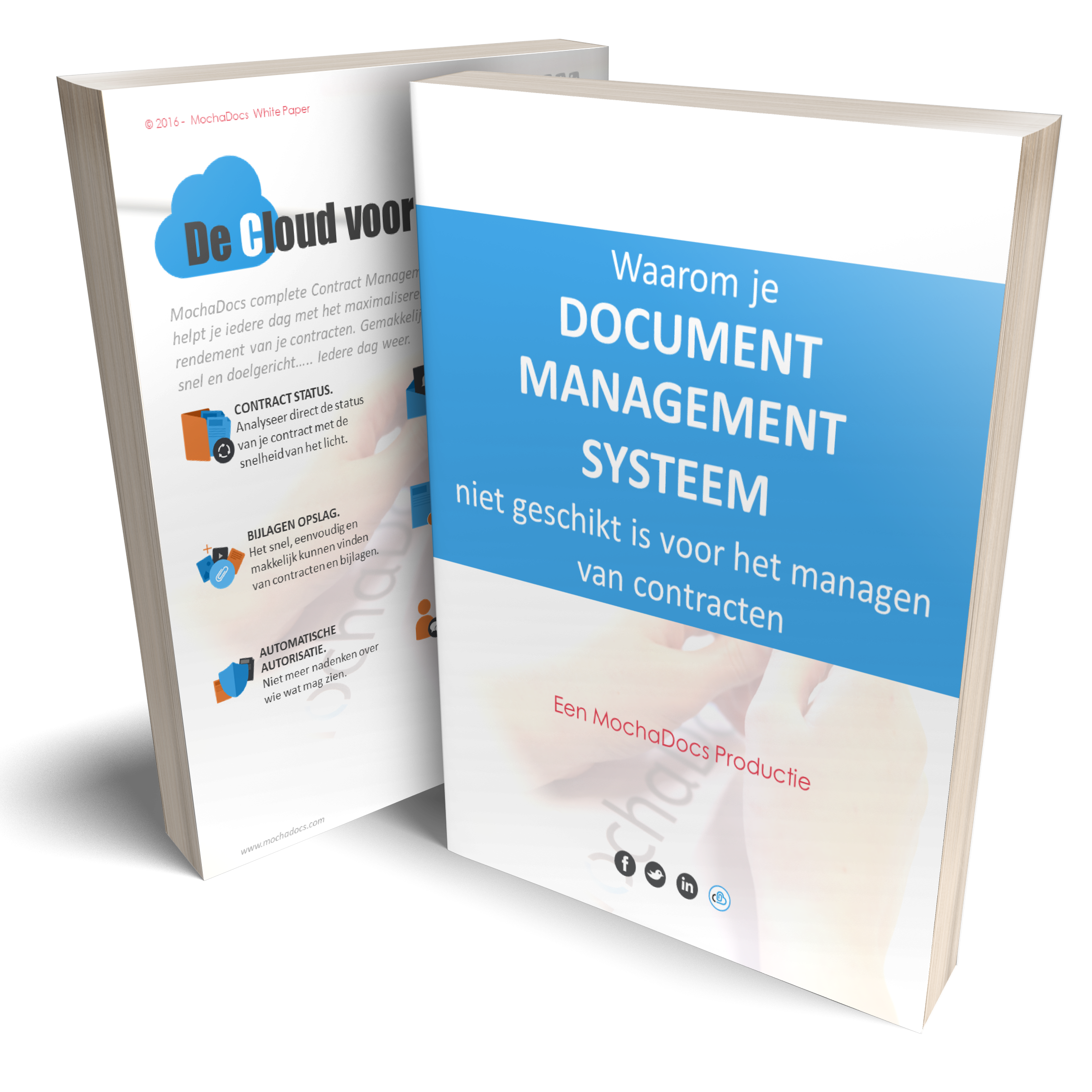 Kun je effectief contracten managen met Document Management Software?