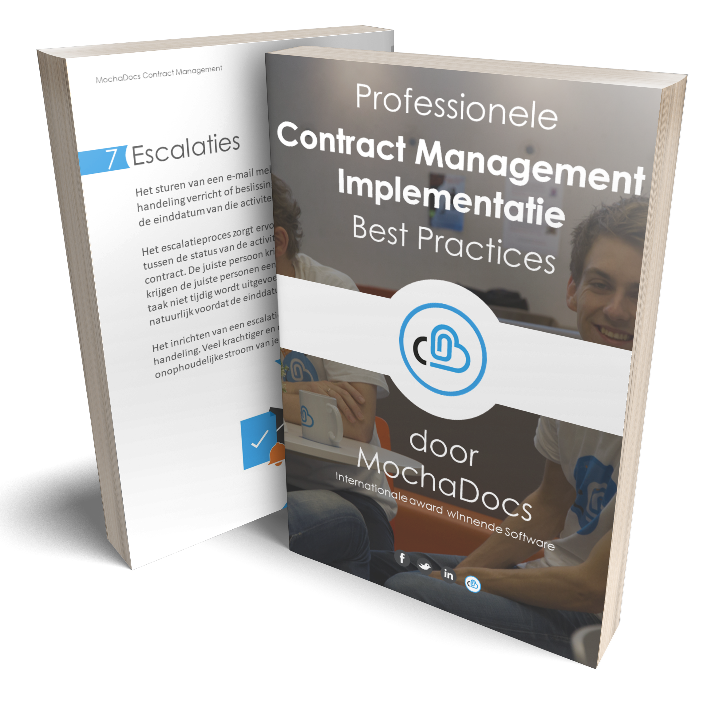 Professionele Contract Management Implementatie best practices