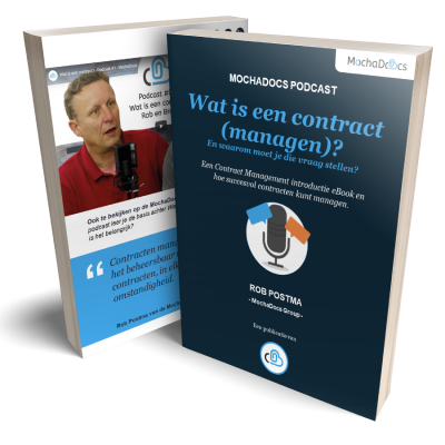 Wat is een contract (managen)?